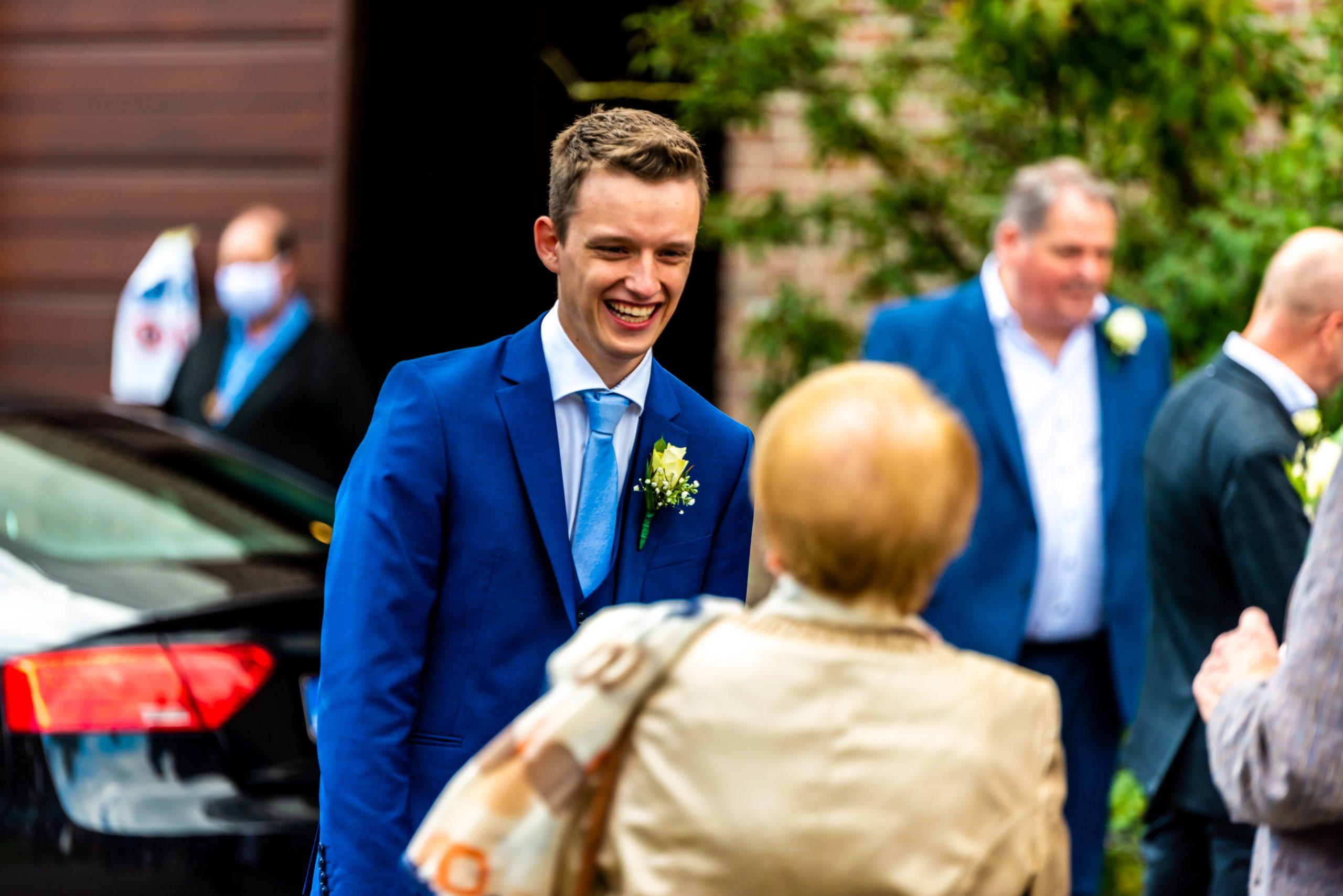 Bruiloft Tom & Phylona